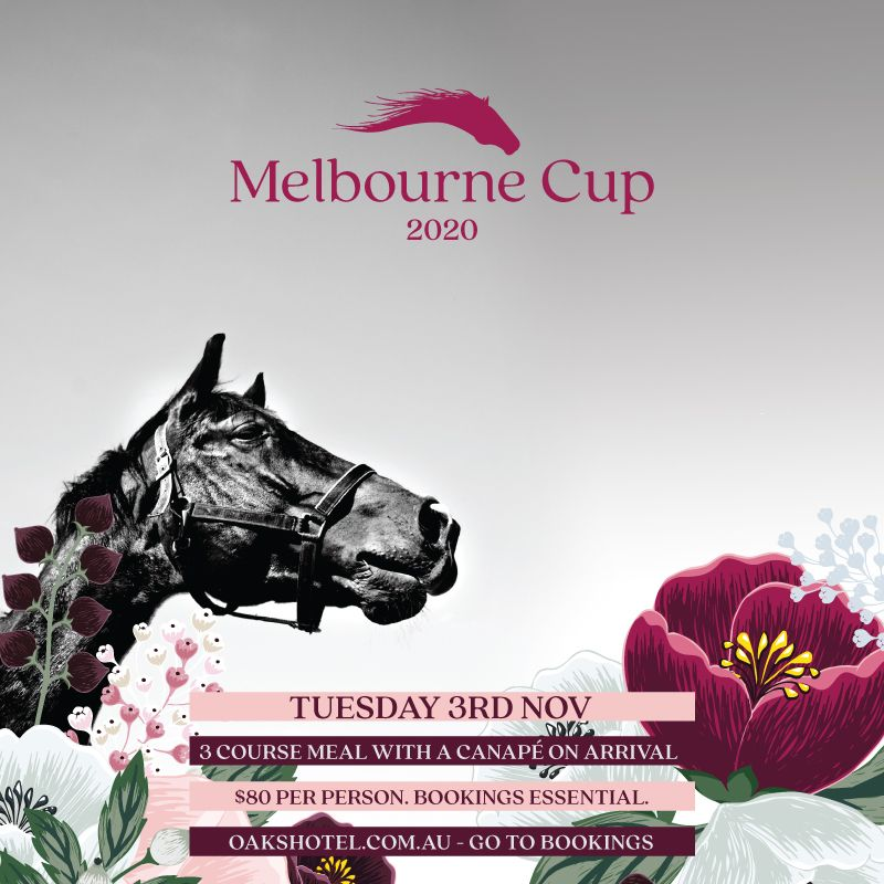 Bar & Grill / Garden / Taffy's MELBOURNE CUP LUNCH