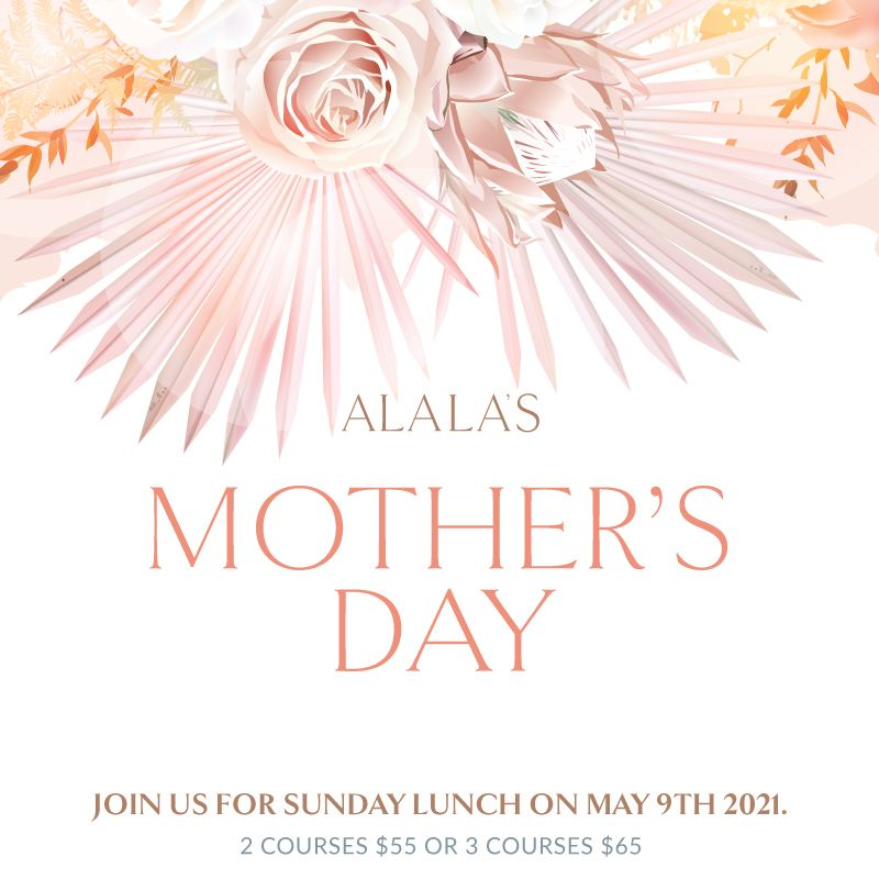 MOTHERS DAY in ALALA's